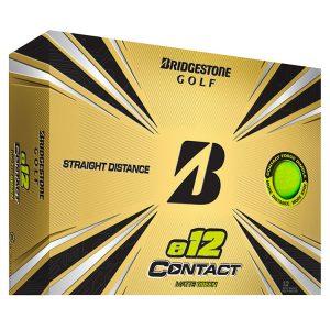 bridgestone e12 contact matte golf balls 1