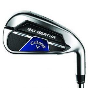 callaway big bertha b21 irons steel