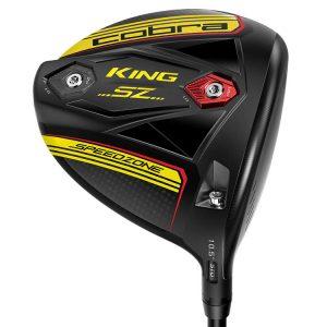 cobra king sz speedzone golf driver black yellow 1