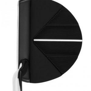 odyssey stroke lab black r line arrow putter