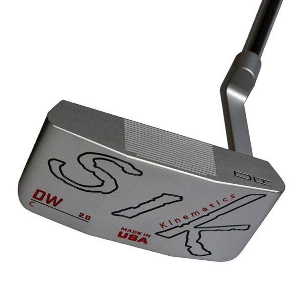sik dw c series plumbers neck lot golf putter