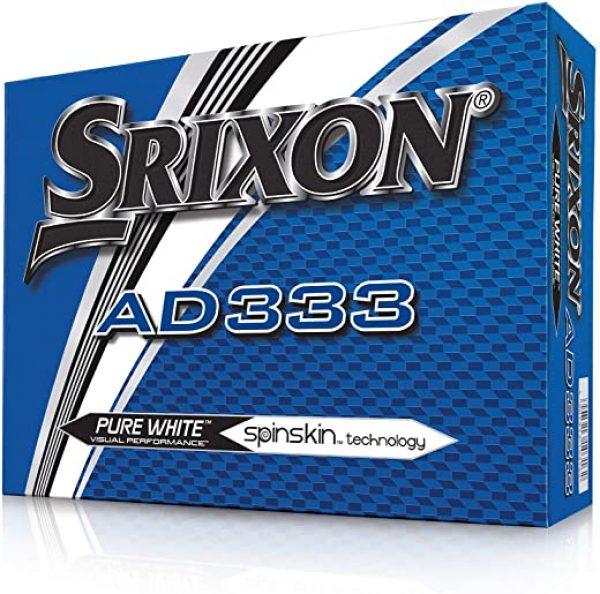 srixon ad333 golf balls one dozen 2017 18 version