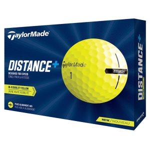 taylormade distance plus golf balls 1