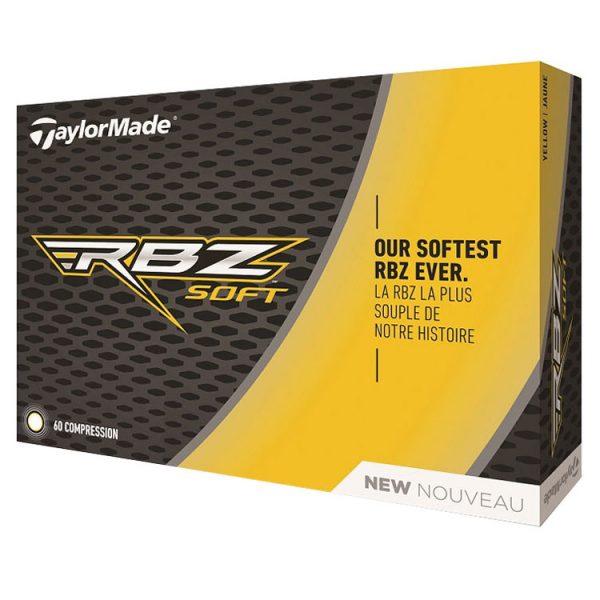 taylormade rbz soft golf balls 1