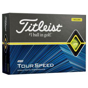 titleist tour speed golf balls 1