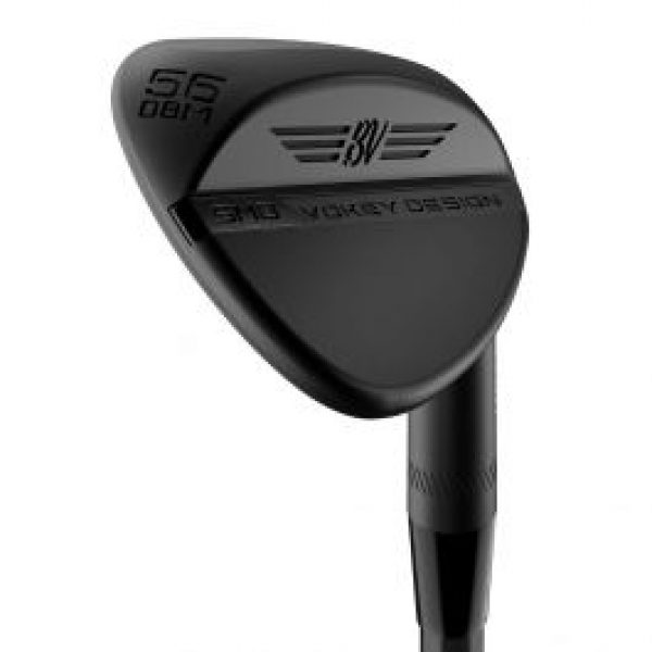 titleist vokey sm8 all black special edition wedge