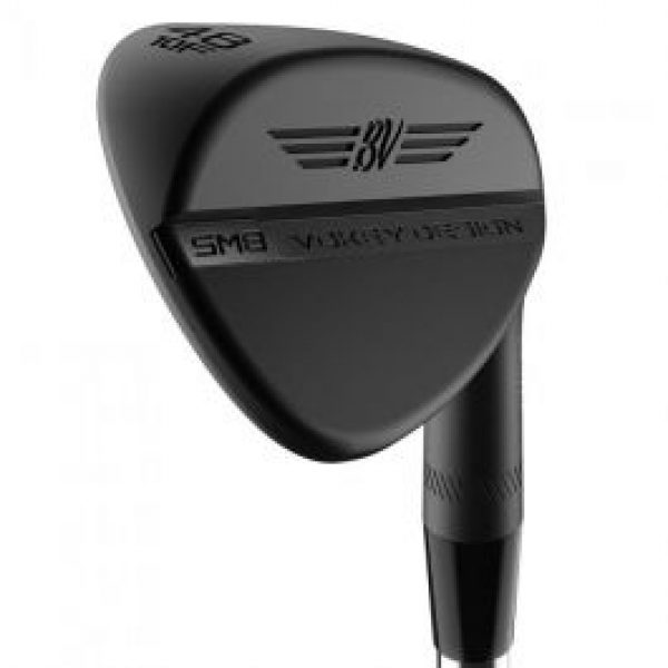 titleist vokey sm8 jet black golf wedge