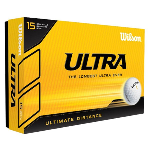 wilson ultra ultimate golf balls