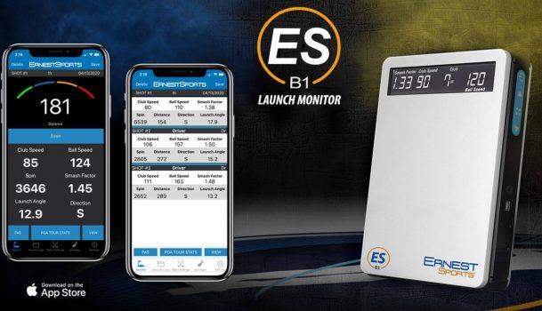 ernest sports esb1 launch monitor