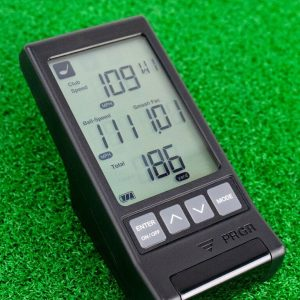 prgr portable golf launch monitor 2021 hs 130a