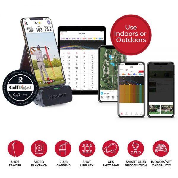 rapsodo mobile launch monitor mlm